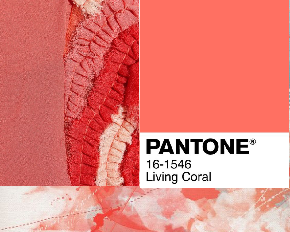 PANTONE 2019 #1 | LIVING CORAL