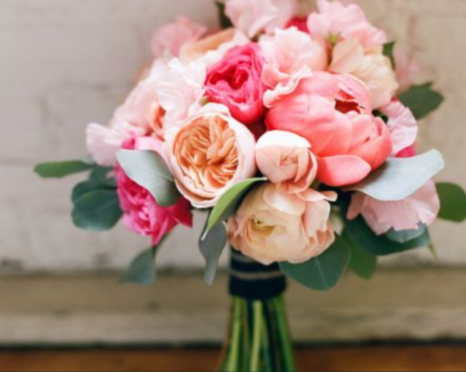 LIVING CORAL #3 | FLOWERS AND WEDDING IDEAS