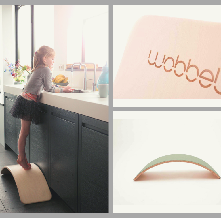 WOBBEL | ECOLOGICAL BALANCE BOARD