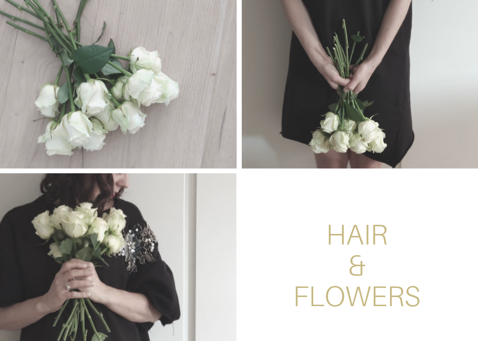 CON I FIORI TRA I CAPELLI… | WEDDING_HAIR & FLOWERS