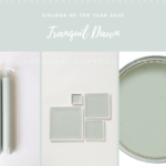 laurorafloreale-flowers and design blog- tranquil dawn- colour of the year