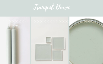 TRANQUIL DAWN | COLOUR OF THE YEAR 2020