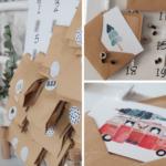 My Advent calendar 2019- laurorafloreale.it- flowers and design blog