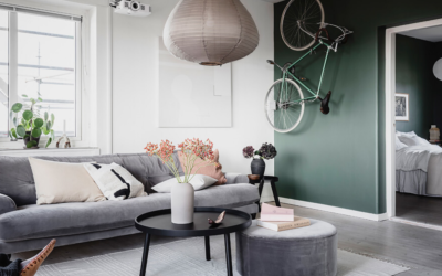 HOME TOUR | GREEN & BIKE
