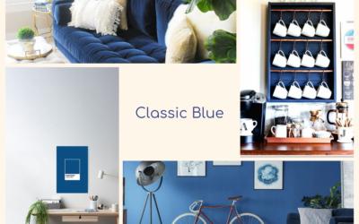 INSPIRATIONS BOARD | CLASSIC BLUE