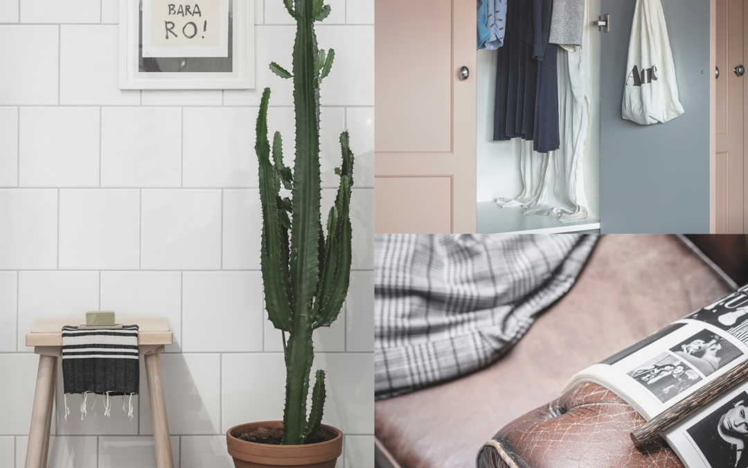LAURORAFLOREALE.IT-HOME TOUR TRA NORDIC E INDUSTRIAL STYLE