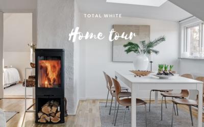 HOME TOUR | TOTAL WHITE