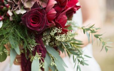 RED BOUQUET | VALENTINE'S DAY
